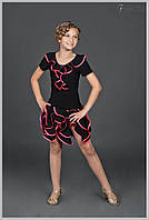 Юбка для занятия бальными танцами «Поветруля»