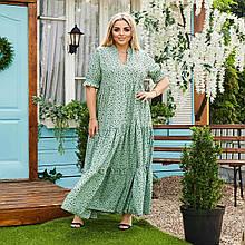 Платье Ларнака (фисташковый) 2206213