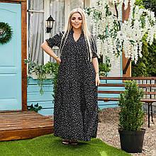 Платье Ларнака (чёрный) 2206214