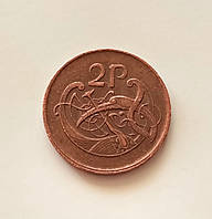 2 пенса Ирландия 1992 г., фото 1