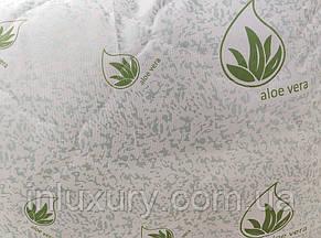 Подушка Aloe vera 70х70 (знімний чохол), фото 2