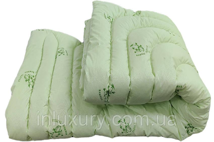 """Одеяло лебяжий пух """"Bamboo"""" 1.5-сп."""