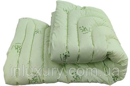 "Одеяло лебяжий пух ""Bamboo"" 1.5-сп., фото 2"