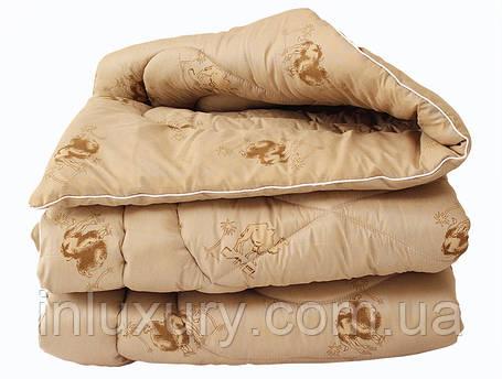 Одеяло лебяжий пух Camel 2-сп., фото 2