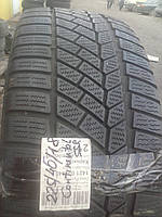 Зимние шины Б/У 225/45/18 Continental WinterContakt SSR* 5mm 12год