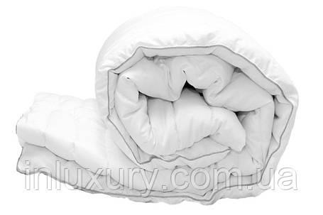 Одеяло лебяжий пух White евро, фото 2