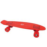 Скейтборд пени борд Tempish BUFFY Star red (AS)