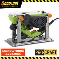 Рубанок електричний Procraft PE1650, фото 1