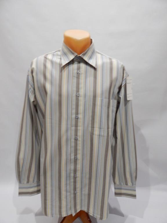 Мужская рубашка с длинным рукавом 251A  OCCASION №1MENSWEAR