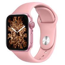 Смарт часы Watch Series 6 HW22 PLUS 44mm Aluminium Pink