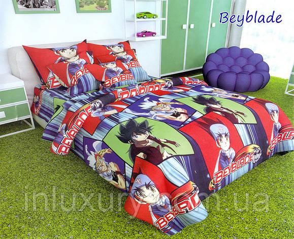 Комплект постельного белья Beyblade, фото 2
