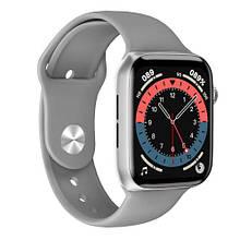 Смарт часы Watch Series 6 HW22 44mm Aluminium Silver