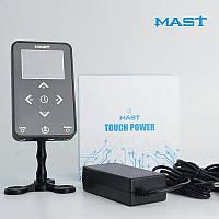 Блок живлення для тату машин Mast Touch Power P1118-1, чорний, фото 1