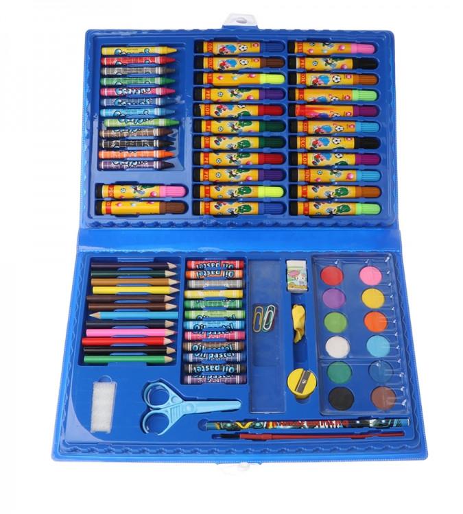 Набір для малювання у валізі художній 86 предметів