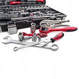 Професійний набір інструментів 101 од. INTERTOOL ET-7101, фото 3