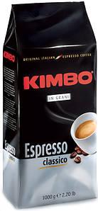 Кофе в зернах KIMBO ESPRESSO CLASSICO 1 кг