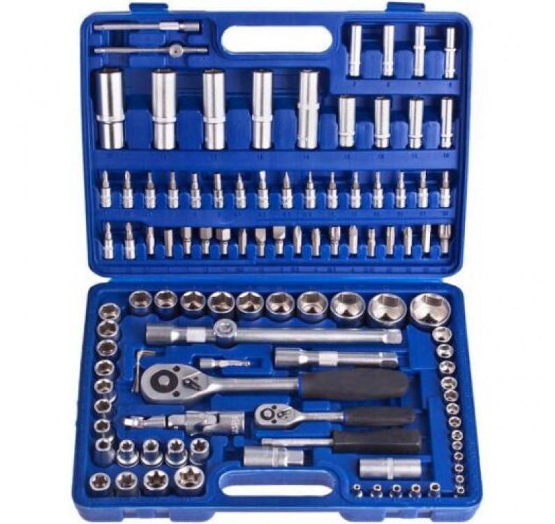 Набор инструментов в чемодане 108 единиц