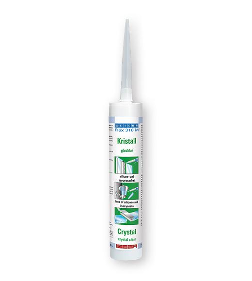 WEICON Flex Кристалл- прозрачный (кристально-чистый,оптический)