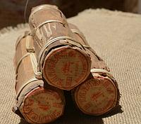 Пуэр в листе бамбука 200 грамм