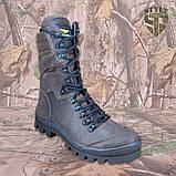 Берці SL1 для полювання коричневого кольору демі/зима, фото 2