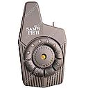 Набор сигнализаторов 4+1 Sams Fish с боковыми фиксаторами и фонариком, фото 4