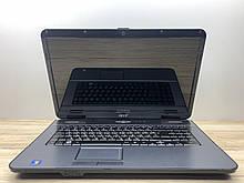 Ноутбук Б/В Acer Aspire 7715 17.3 HD+/ Core 2 Duo T6600 2x 2.2 GHz/ RAM 4гб/ HDD 500Gb/ АКБ 5Wh/ Упоряд. 8.5