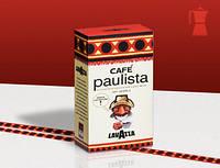 Кофе молотый Lavazza Paulista (оригинальный), 250 гр