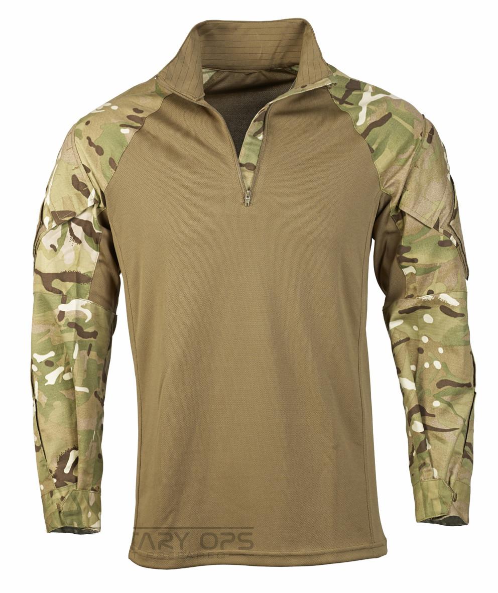 UBACS оригинал MTP PCS Великобритания - боевая рубаха под бронежилет 1 сорт - MTP