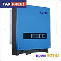 Інвертор мережевий 1,5kW KSTAR KSG-1.5K-SM, однофазний