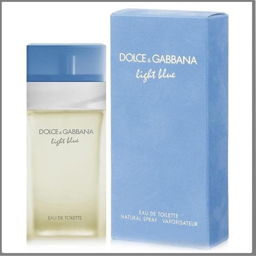 Dolce & Gabbana Light Blue туалетная вода 100 ml. (Дольче Габбана Лайт Блю)