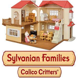 Набори Sylvanian Families / Calico Critters
