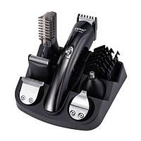 Профессиональная машинка для стрижки волос с насадками Kemei KM 600   триммер для волос