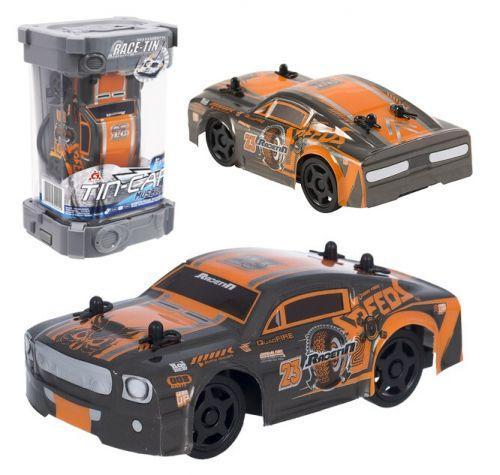 """Детская машинка на радиоуправлении """"Tin Car"""" (черная) YW253104"""