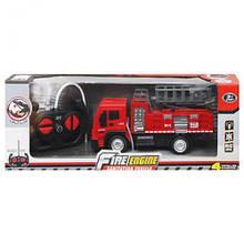 Іграшка пожежна машина на радіокеруванні, з підйомником 998-17 Y