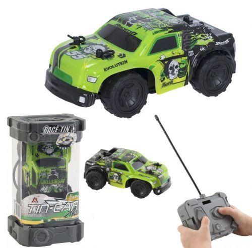 """Машинка на радіоуправлінні """"Tin Car"""" (зелена) YW253105"""