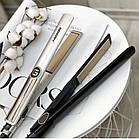 Утюжок для випрямлення волосся професійний Gemei GM-416 з терморегулятором і LED дисплеєм ОПТ, фото 5