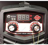 Сварочный инвертор EDON PRO MMA-265, фото 3