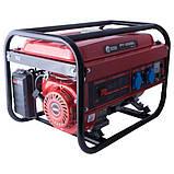 Бензиновий генератор EDON PT-3300L, фото 3