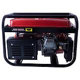 Бензиновий генератор EDON PT-3300L, фото 4