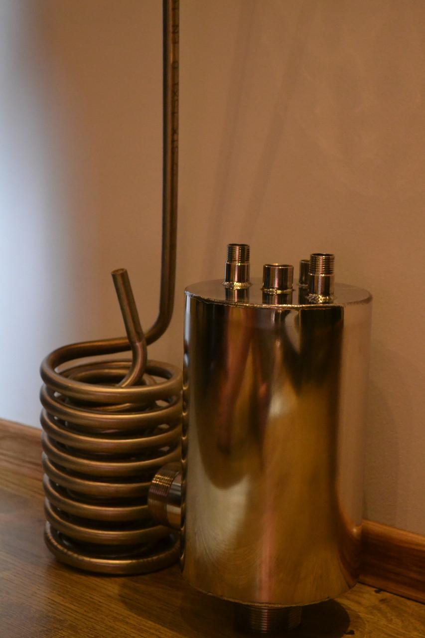 Теплообменник для твердотопливных котлов прокладки теплообменника авео т250 цена