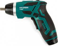 Аккумуляторная отвертка Hyundai A 3600Li