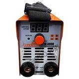 Сварочный инвертор Плазма turbo ММА-300D (дисплей), фото 5