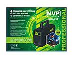 Зварювальний інвертор NVP ММА-295 + пластиковий кейс, фото 2