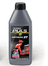 Минеральное моторное масло PULS 2T (SAE 30 API TC JASO FB) 1л
