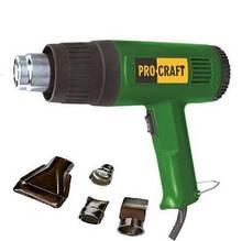 Фен промисловий PROCRAFT PH2100