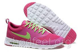 Женские кроссовки Nike Air Max Thea Print Pink/Green/White