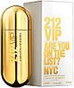 Женская парфюмированная вода Carolina Herrera 212 VIP, 60 мл