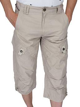 Мужские удлиненные шорты  Cordial C 01220 N 021 бежевые