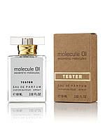 Escentric Molecules Molecule 01 Gold Тестер, 60 мл