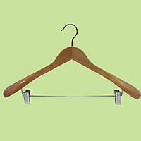 Плечики-вешалки деревянные для одежды